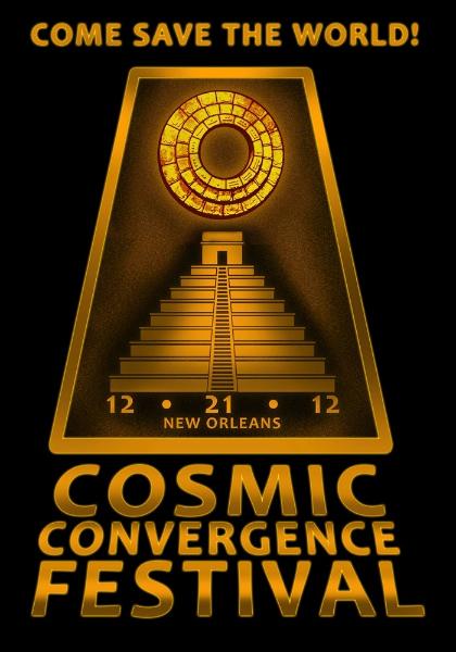 Cosmic Fest Logo