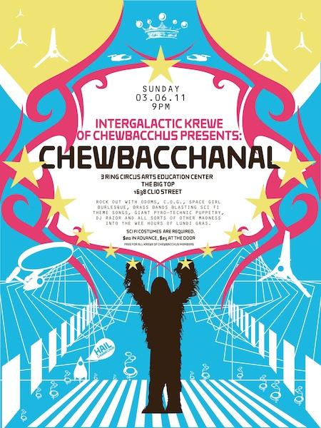 Chewbacchanal 2011