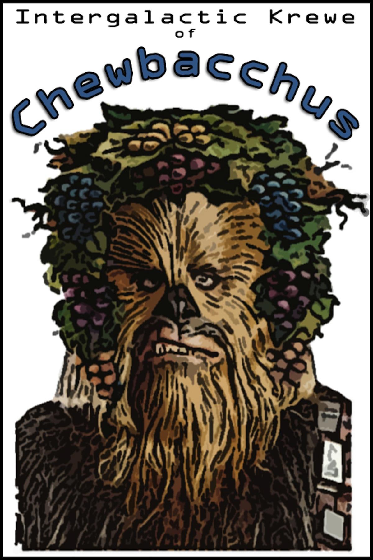 Chewbacchus Logo 2010