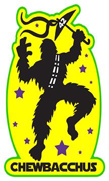 Chewbacchus Logo 2014