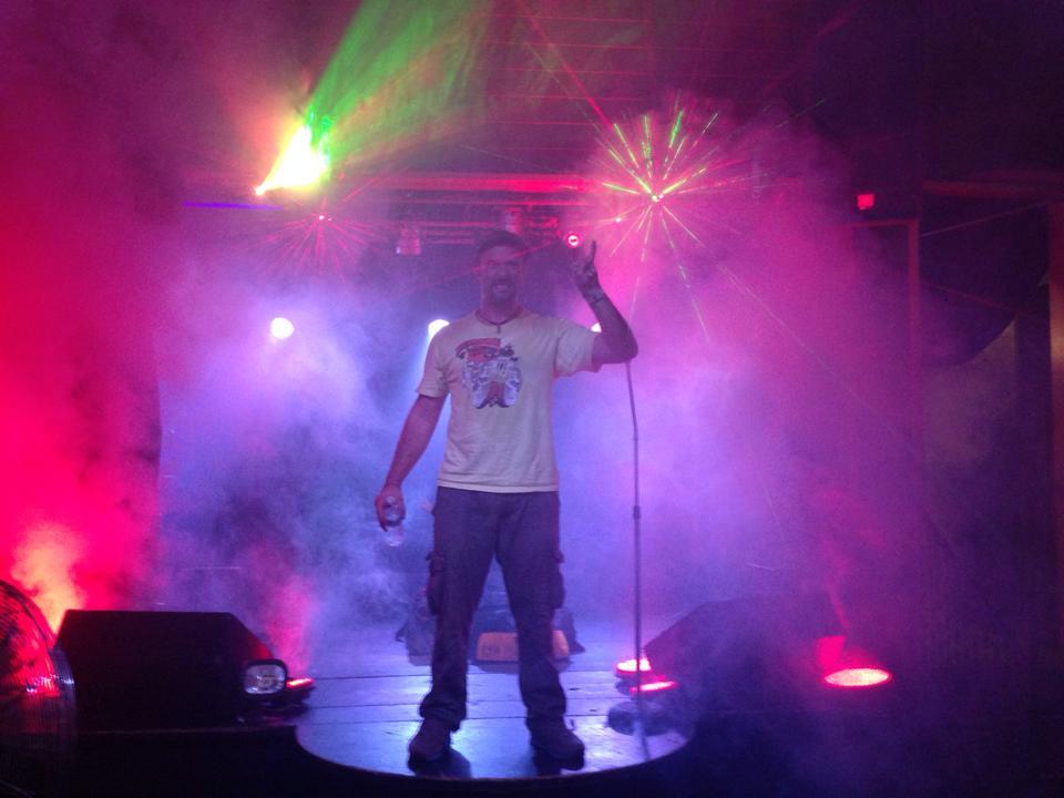 Hi Ho Laser Show