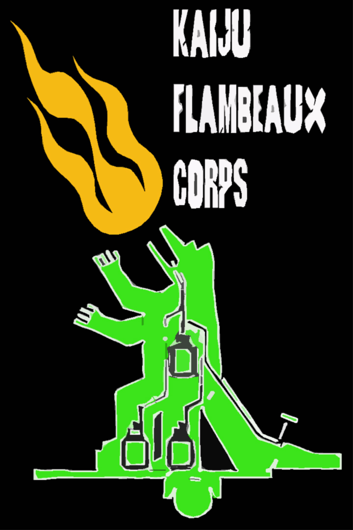 Kaiju Corps Logo