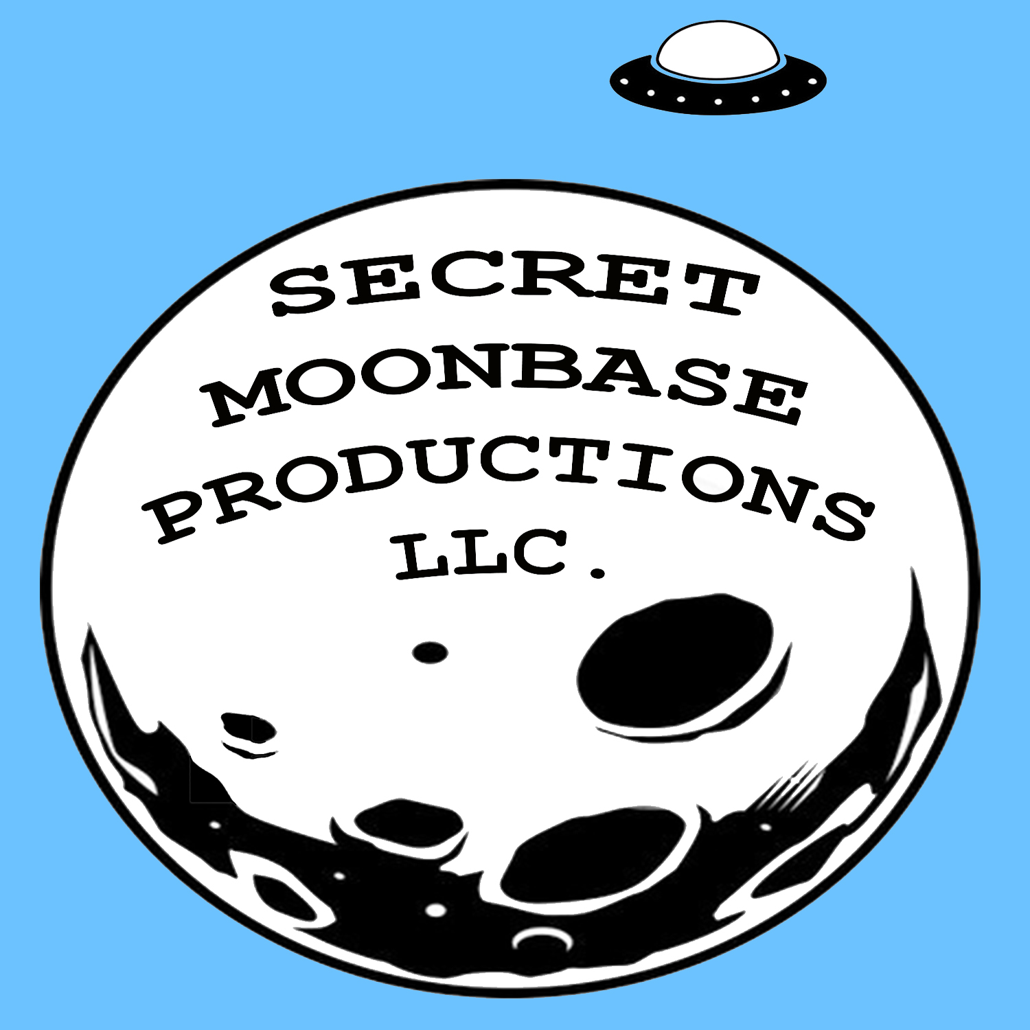 Secret Moonbase Logo
